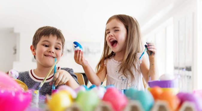 Atividades para crianças e para toda a família