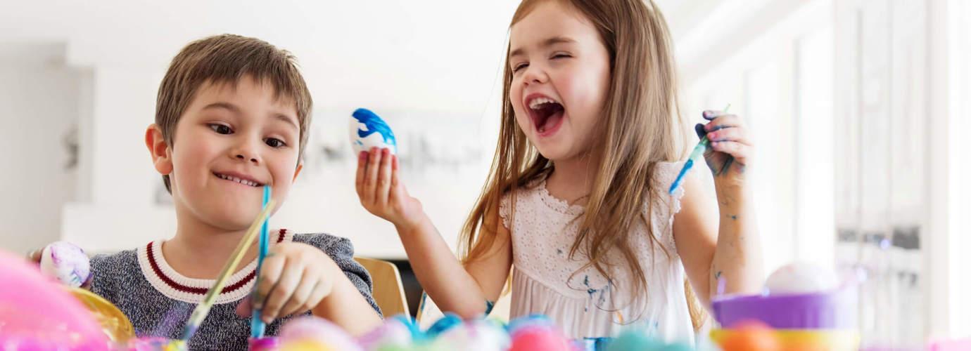 Actividades para niños en familia