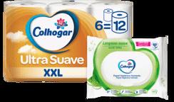 Papel higiénico Colhogar