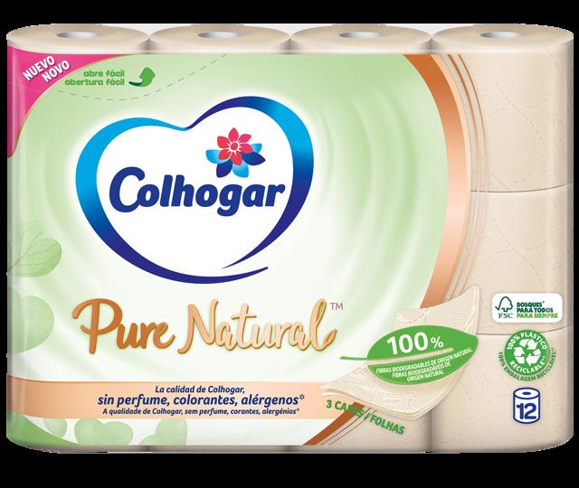 Colhogar Pure Natural,