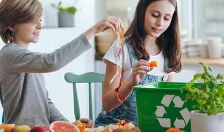 Cómo reducir el desperdicio de alimentos en la cocina