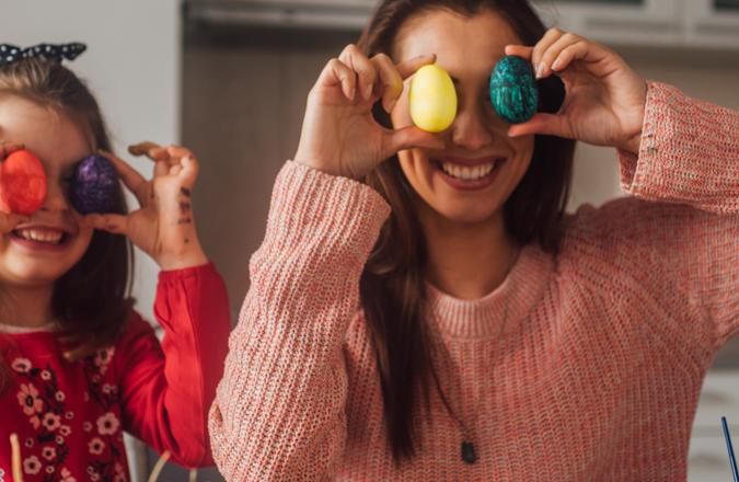 A Páscoa está a chegar! Como a vai celebrar?