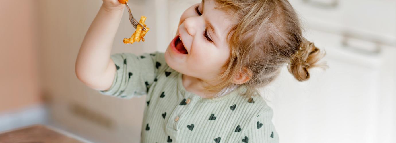 Receitas divertidas e nutritivas para crianças